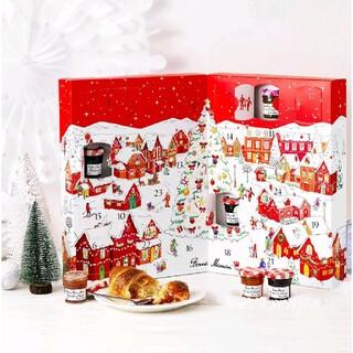 ボンヌママン アドベントカレンダー クリスマス bonne maman(缶詰/瓶詰)