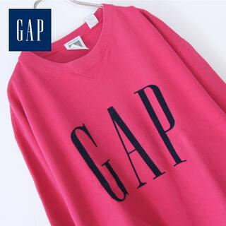 ギャップ(GAP)のWG429-iwt/Sサイズ/GAP ギャップ スウェットシャツ(スウェット)