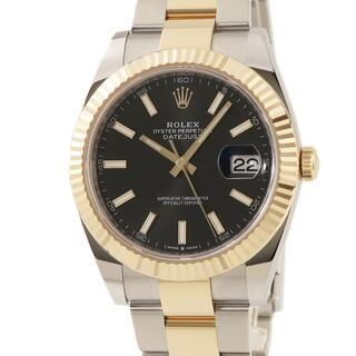 ROLEX - ロレックス  デイトジャスト41 126333 自動巻き メンズ 腕時計