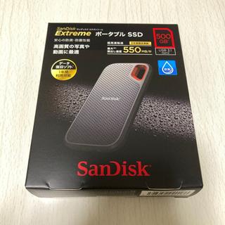 SanDisk - SanDisk SSD 500GB