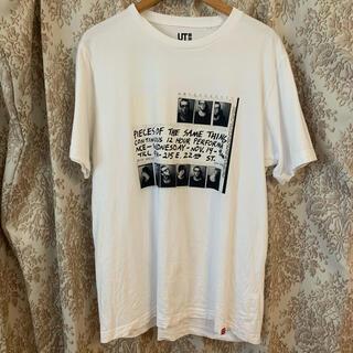 UNIQLO - ユニクロ 国立新美術館 佐藤可士和展 UT グラフィックTシャツ キースヘリング