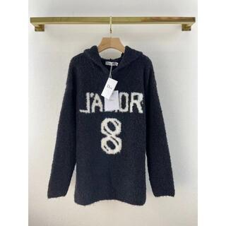 ディオール(Dior)の21AW new /DIOR フード付きセーター J'Adior 8'(ニット/セーター)