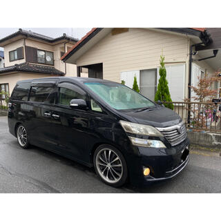 トヨタ - 平成20年式❗️ ヴェルファイア V❗️長車検R5/10月 ❗️67万売切