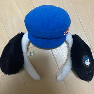 USJ - スヌーピー オラフ カチューシャ