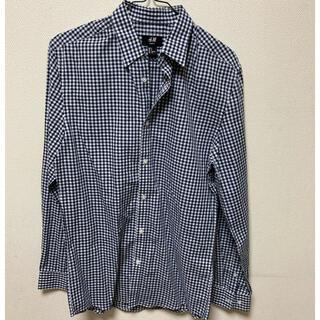 エイチアンドエム(H&M)のチェックシャツ(シャツ)