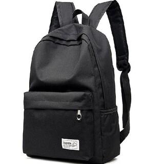 レディース バッグ リュック キャンパス 14インチ 鞄 カバン 黒