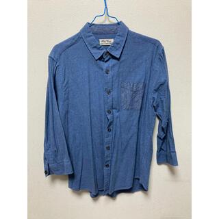 グローバルワーク(GLOBAL WORK)のシャツ 7部袖(シャツ/ブラウス(長袖/七分))