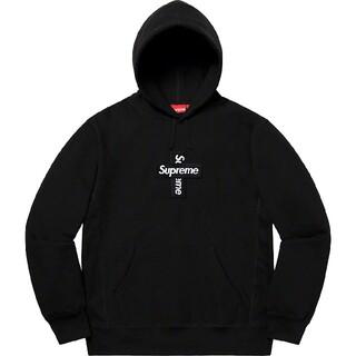 Supreme - 20FW Supreme Cross Box Black L