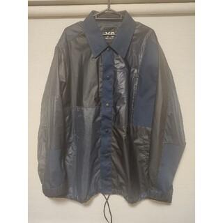 Y-3 - Y-3 パッチワークシャツジャケット 18aw