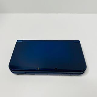 ニンテンドー3DS - NEWニンテンドー3DS LL メタリックブルー
