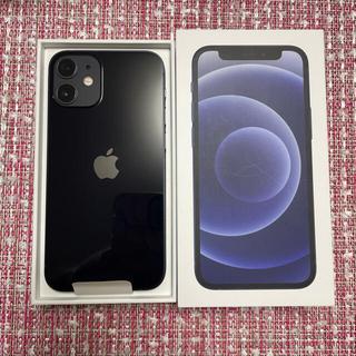 Apple - iPhone12mini 128GB ブラック SIMフリー