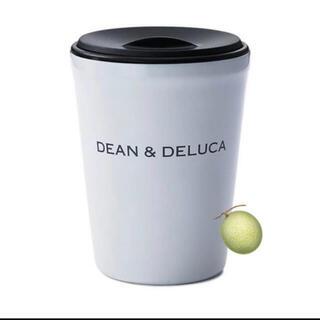 ディーンアンドデルーカ(DEAN & DELUCA)のディーン&デルーカ ステンレスタンブラー ホワイト(タンブラー)