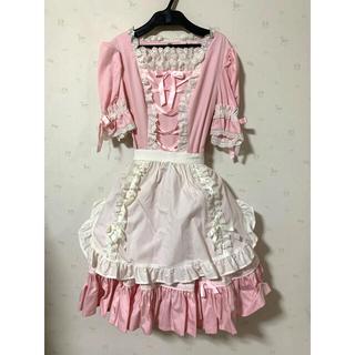 アンジェリックプリティー(Angelic Pretty)のロリータメイド服(その他)