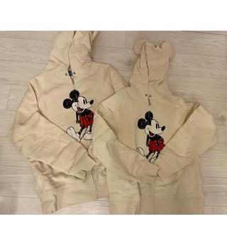 Disney - ディズニー ペアパーカー ミッキーパーカー