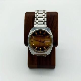 シチズン(CITIZEN)のCITIZEN シチズン セブンスターV2 グラデーション文字盤 自動巻 稼働品(腕時計(アナログ))