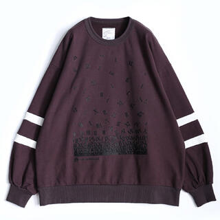 SHAREEF - SHAREEF EMBROIDERY PULL-OVER 17SS