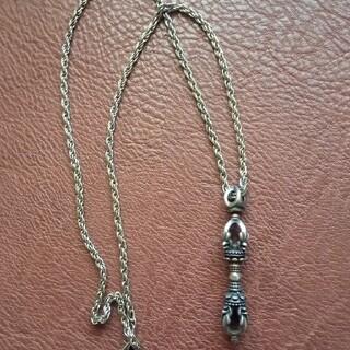 【美品】silver 925 ネックレス メンズ ペンダント シルバー 925
