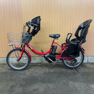 ヤマハ - 子供乗せ 電動自転車 YAMAHA パスバビー 20インチ 3人乗り