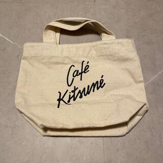 メゾンキツネ(MAISON KITSUNE')のCafe Kitsune ミニトートバッグ(トートバッグ)