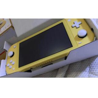 Nintendo Switch - Nintendo Switch Lite イエロー 本体 箱なし