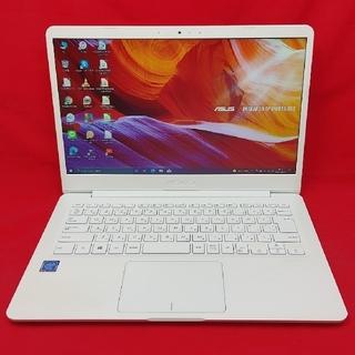 ASUS - ASUS L406S ホワイト