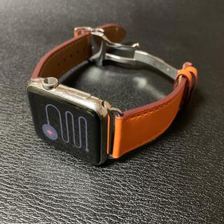 アップルウォッチ(Apple Watch)のApple Watch 42ミリ+バンド3本付 格安(その他)