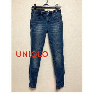 UNIQLO - デニムパンツ スキニーデニム ユニクロ パンツ ズボン