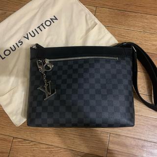 LOUIS VUITTON - 【美品】LOUIS VUITTON ショルダーバッグ+バッグチャーム