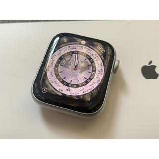 Apple Watch - Apple Watch SE 44mm バッテリー100% 美品