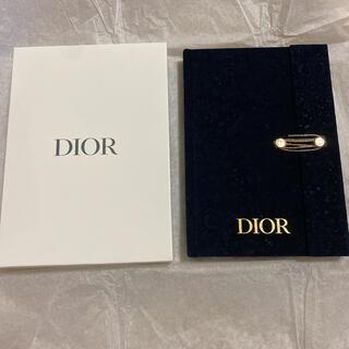 ディオール(Dior)のDIORノベルティ手帳(ノベルティグッズ)