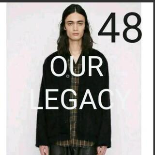 sacai - 国内正規品 OUR LEGACY CARDIGAN black 48