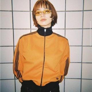 adidas - 【西ドイツ製】70sヴィンテージアディダストラックジャケット 小松菜奈