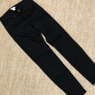 H&M - H&M スキニー ブラック 黒