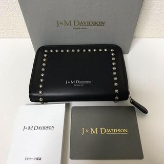 J&M DAVIDSON - 新品❣️J&M DAVIDSON デヴィッドソン SMALL ZIP PURSE