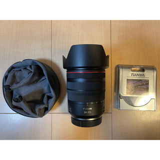 Canon - 【美品】Canon RF24-105mm F4 L IS USM