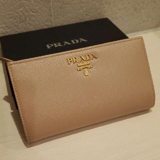 PRADA - PRADA サフィアーノ 財布 二つ折り