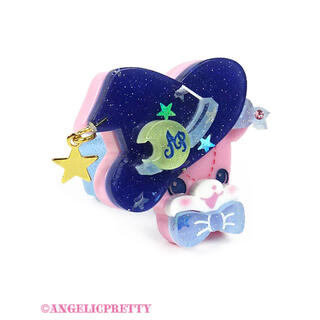アンジェリックプリティー(Angelic Pretty)のangelic pretty Little Witch はにかみ ベア リング (リング(指輪))