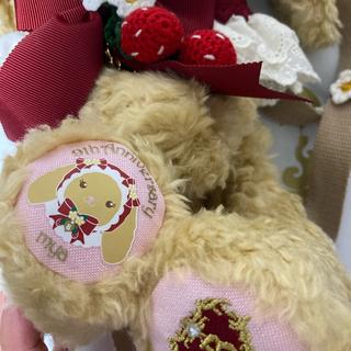 Angelic Pretty - 9周年限定うさくみゃ fantasyリリカルバニー ポーチ2点セット
