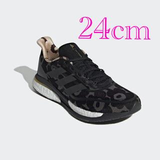 adidas - アディダス スーパーノバ × マリメッコ グレー ブラック 24.0cm