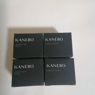 Kanebo - カネボウ クリームインデイとクリームインナイト