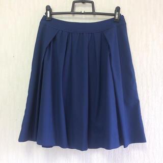 クリアインプレッション(CLEAR IMPRESSION)のクリアインプレッション 清楚膝丈スカート(ひざ丈スカート)