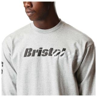 F.C.R.B. - 20AWF.C.Real BristolSTENCIL L/S TEE おまけ付