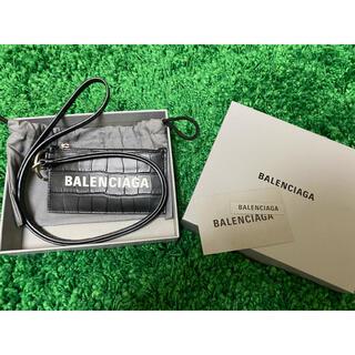 Balenciaga - balenciaga ネックウォレット