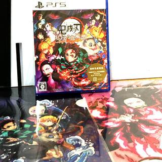 PlayStation - PlayStation5 ヒノカミ血風譚 鬼滅の刃 PS5 特典付