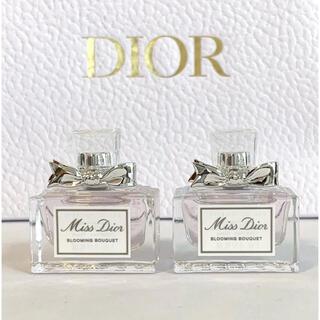 Dior - ミスディオール ブルーミングブーケ5ml×2