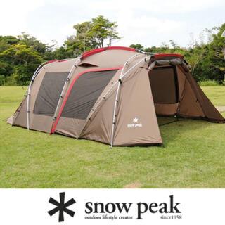 Snow Peak - スノーピーク ランドロック TP-671R 現行モデル
