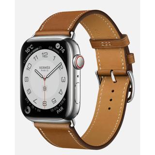 Hermes - Apple Watch Series 7 Hermès 45mm フォーヴ