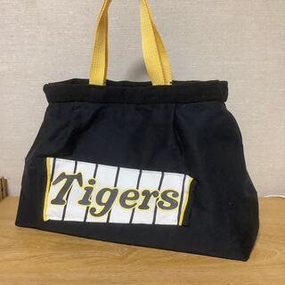 阪神タイガースユニフォームリメイクバッグ