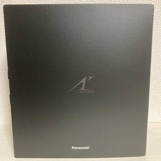 Panasonic - パナソニック ラムダッシュ クラフトブラック  6枚刃 ES-CLS9N-K