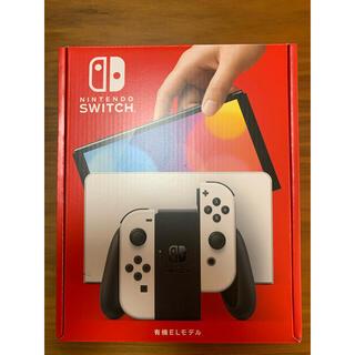 Nintendo Switch - ニンテンドーSwitch 有機EL ホワイト 新品未開封